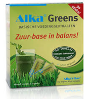 ALKA GREENS 30 STICKS x 10GR