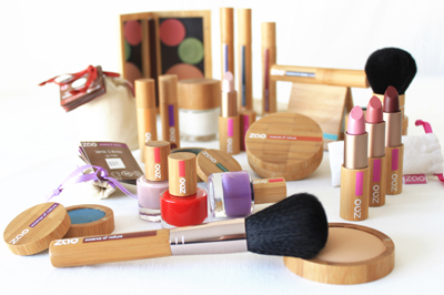 Bio en Vegan Make-up assortiment van Zao